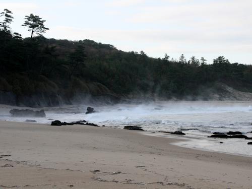 海面水蒸気